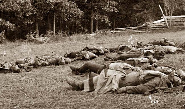 A Brief Comment About Civil War Art