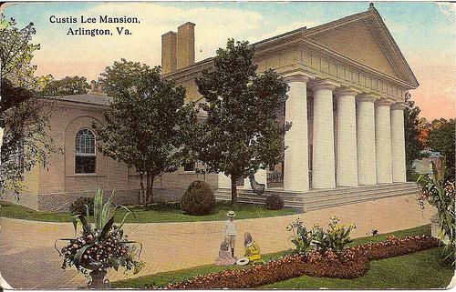 Whose Arlington House?