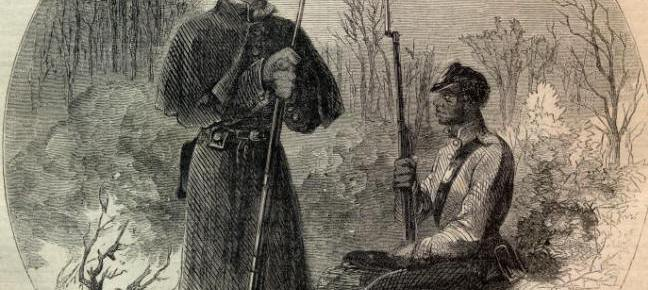 """""""Black Confederate troops are a fact and not fiction…."""""""