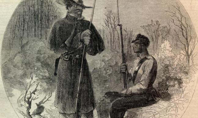 """Black Confederate troops are a fact and not fiction…."""