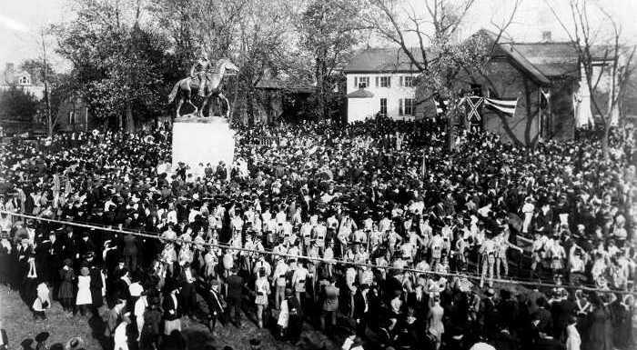 Charlottesville's Civil War Monument Debate
