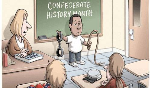 Remember Confederate History