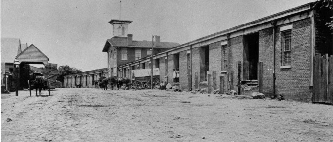 Why Petersburg's South Side Depot Matters