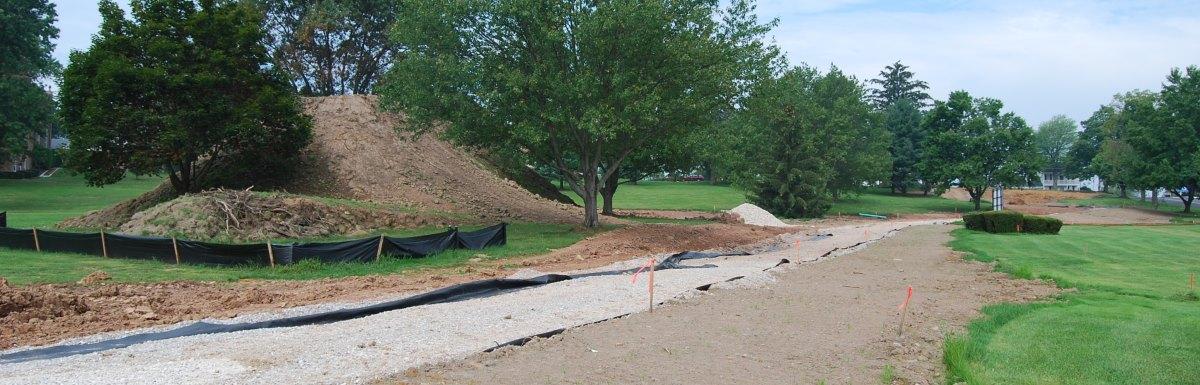Battlefield Preservation or Destruction at Lutheran Seminary in Gettysburg