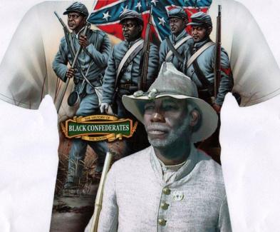 Edgerton, black confederate