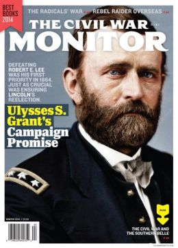 The Civil War Monitor's Best Books of 2014