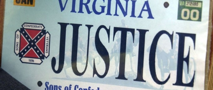 Virginia Isn't For Confederate Flags