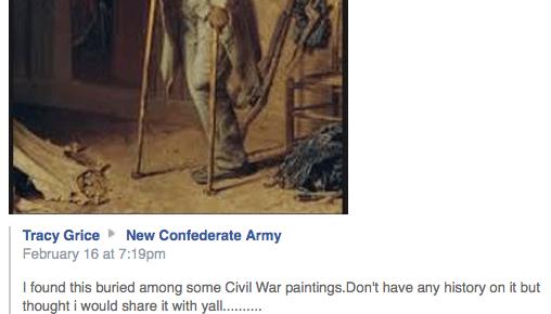 1 of 93,000 Black Confederates