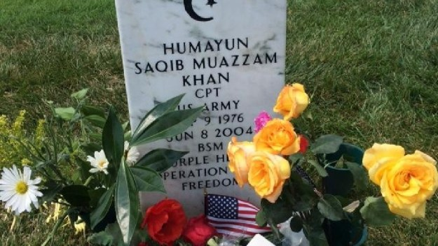 Khan gravesite