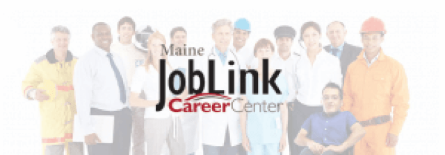 Decorative Image from Maine Job Link Website