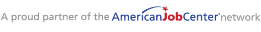 Logo of the American Job Center network