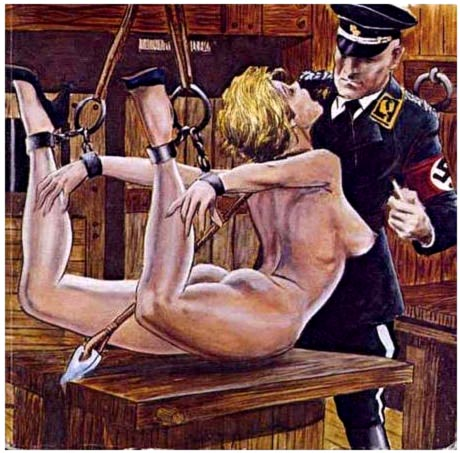 torture of women by nazis