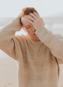 self-harm overdressing