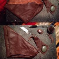 LeatherworkFirstPouch