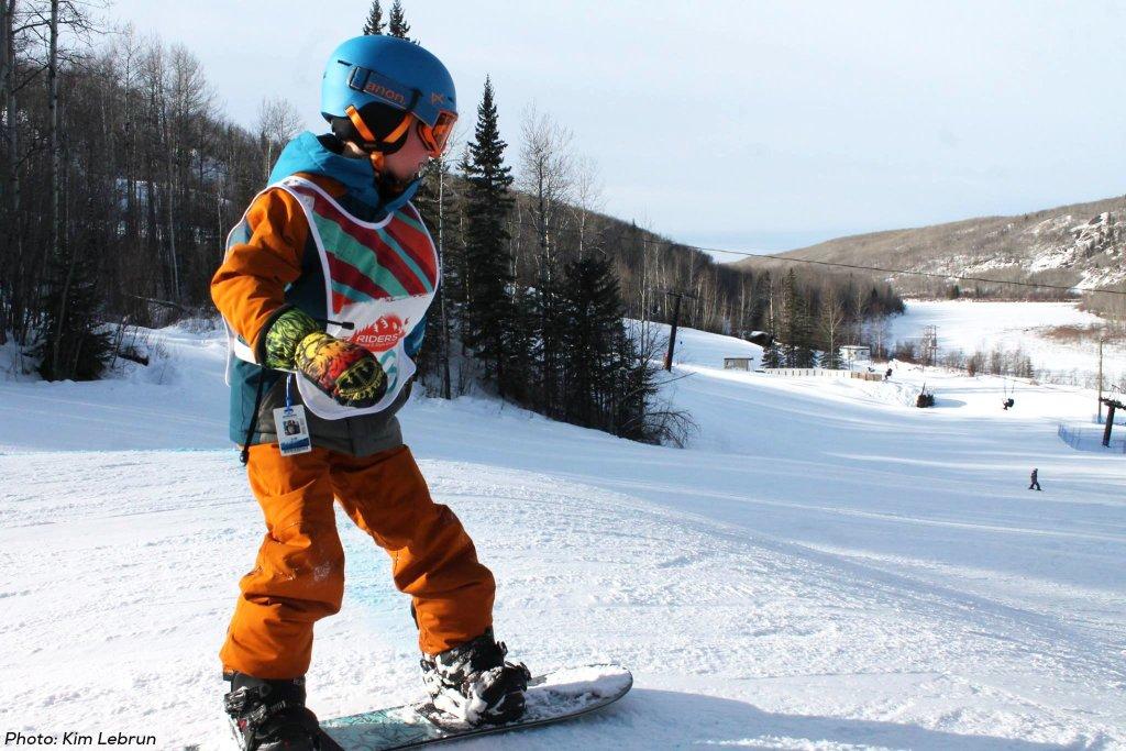 Snowboard Canada RIDER'S Program