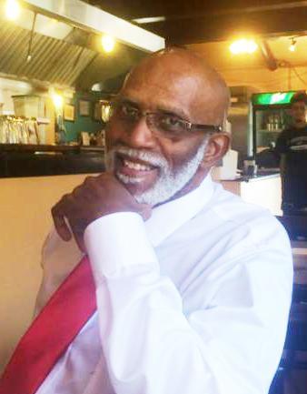 Imam Thomas Abdul-Salaam (R)