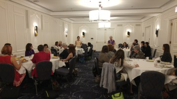 CWS Breakfast Roundtable