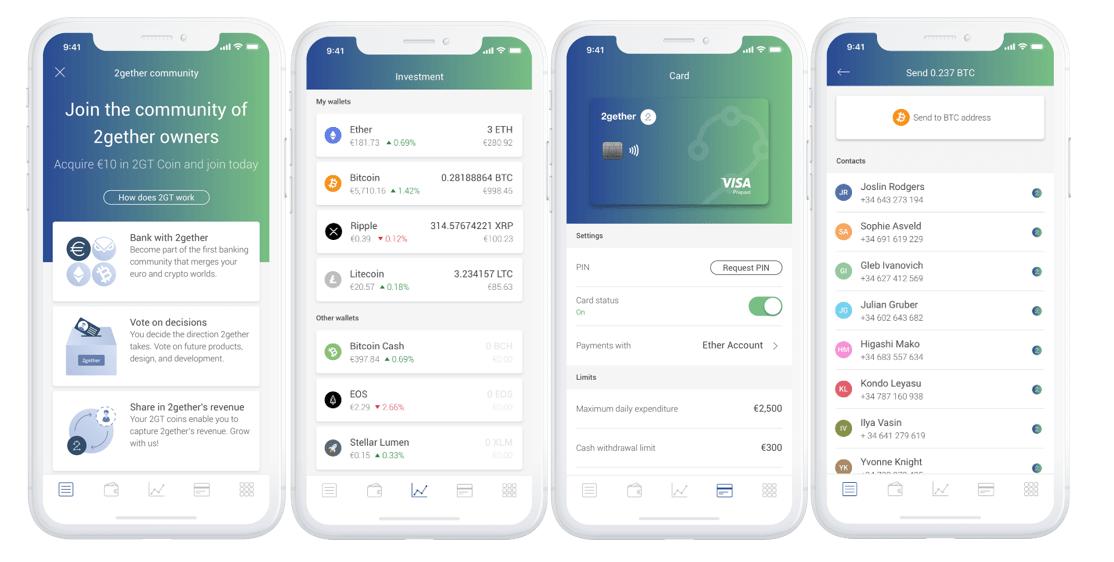 Come investire in Bitcoin: 2gether