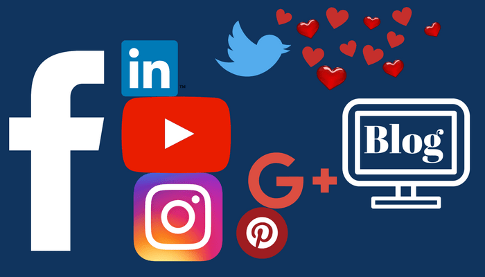 ▷ 6 Techniques to Combine Blogging and Social Networks Effectively 2020