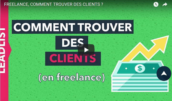 ▷ Freelance, how to find your first customers? 2020