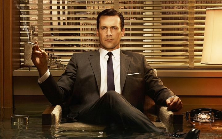 ▷ Mad Men's guide to changing the world with his words 2020