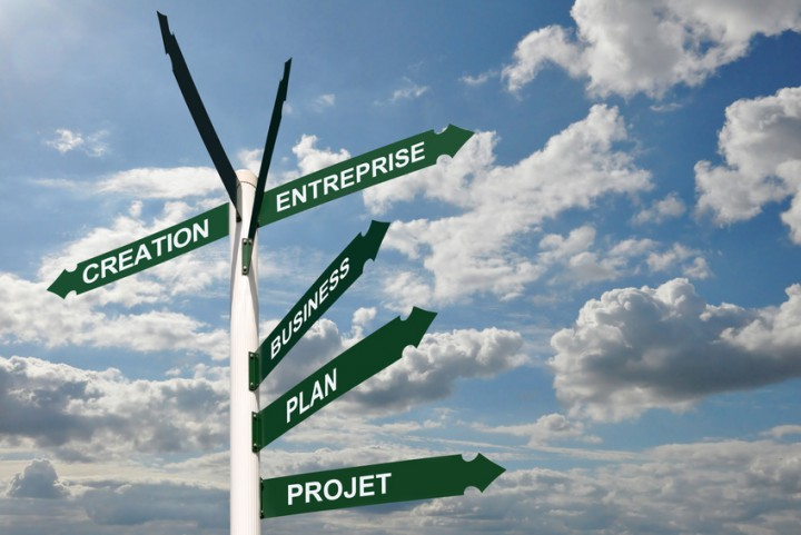 ▷ The 3 vital points for the success of a business creation project 2020