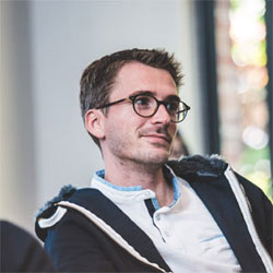 Sébastien Gendreau, Head of Product Agorapulse