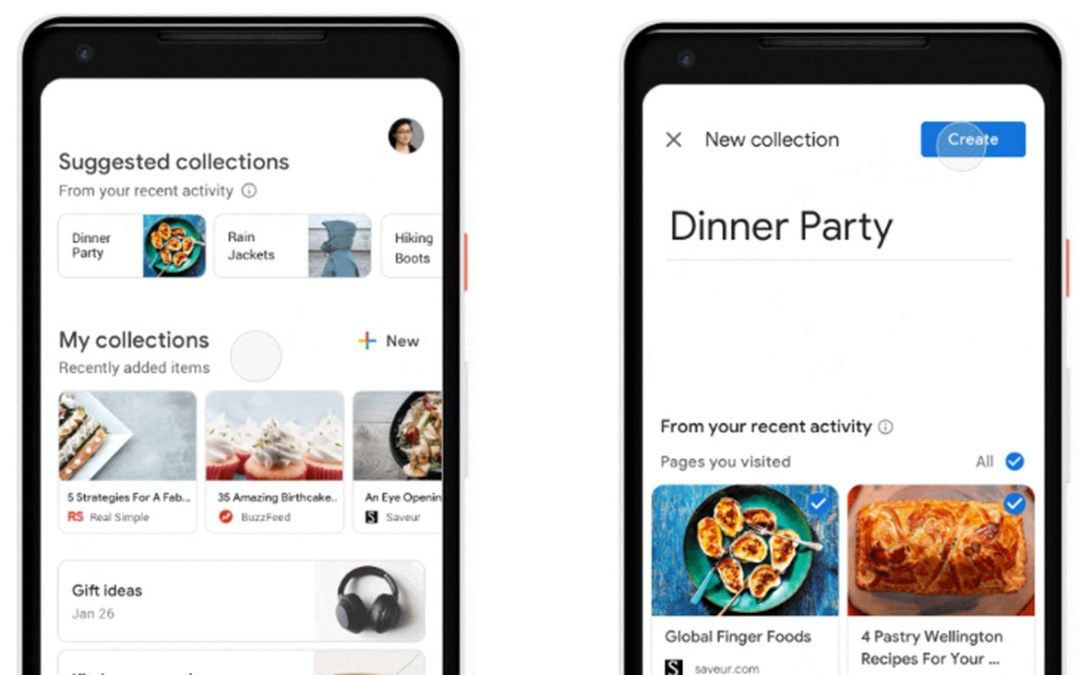 Google introduces new options to save searches and discover content. – IDEA YOUR BLOG SITE 2020