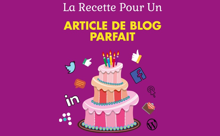 The Recipe for a Perfect Blog Article 2020