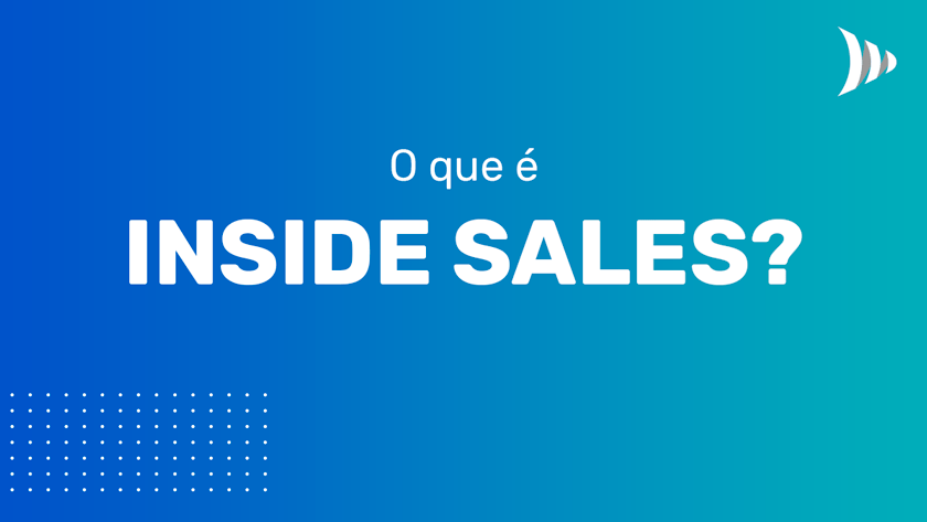 What is inside sales