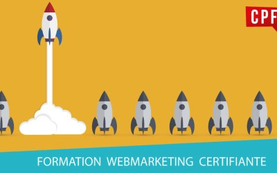 """follow our training """"Developing your business with web marketing"""" in Rennes, La Rochelle and Bordeaux 2020 Guide"""
