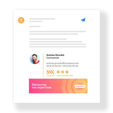 Boostmymail email signature