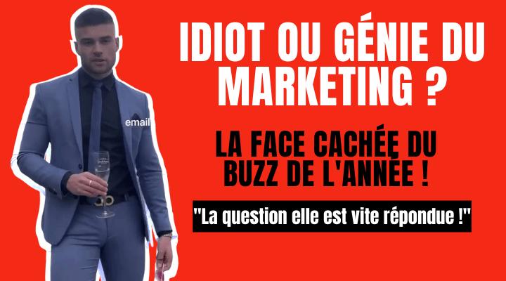 JP Fanguin's marketing analysis 2020