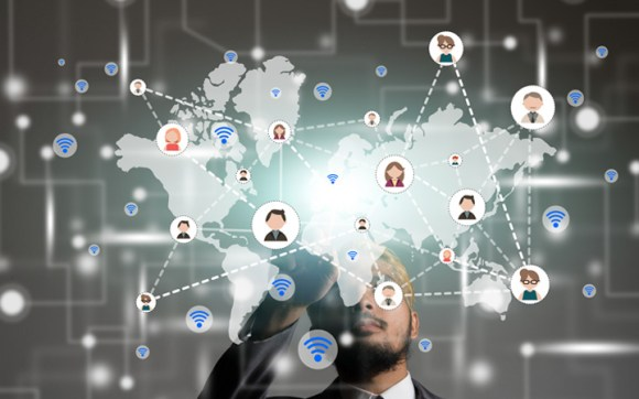 networking virtual event