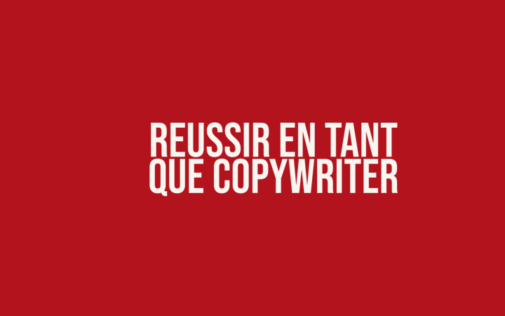 ▷ How to succeed and be recognized as a copywriter? 2021