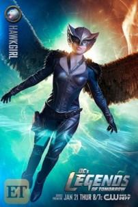 550-legends-hawk-girl-poster-63315