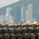 chinesetroops