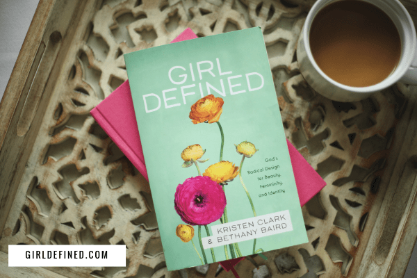 girl defined book