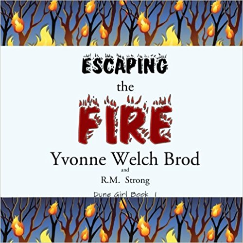 Escaping the Fire, Yvonne Welch Brod