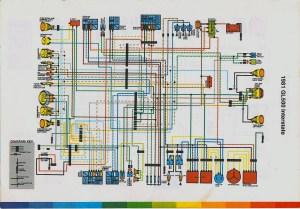 1981 GL500 fuses