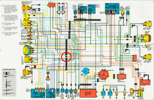 CX500 wiring diagram help