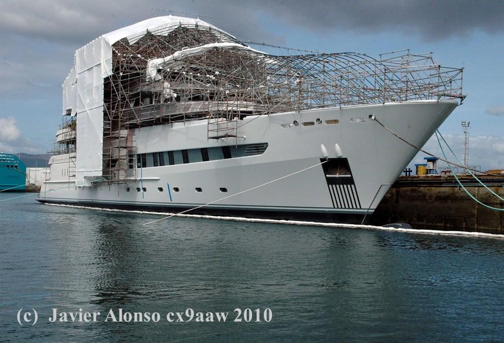 """""""PEGASO"""" buque privado de investigación marina oceanográfico (3/3)"""