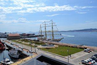 El Velero Rumano Mircea es un velero del tipo barca de tres mástile (37)