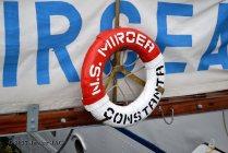 El Velero Rumano Mircea es un velero del tipo barca de tres mástile (45)