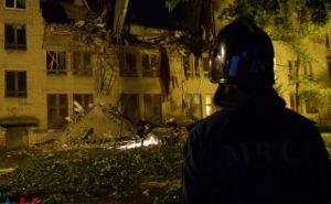 Дом в Донецке тушили 15 пожарных. В огне погибла пенсионерка