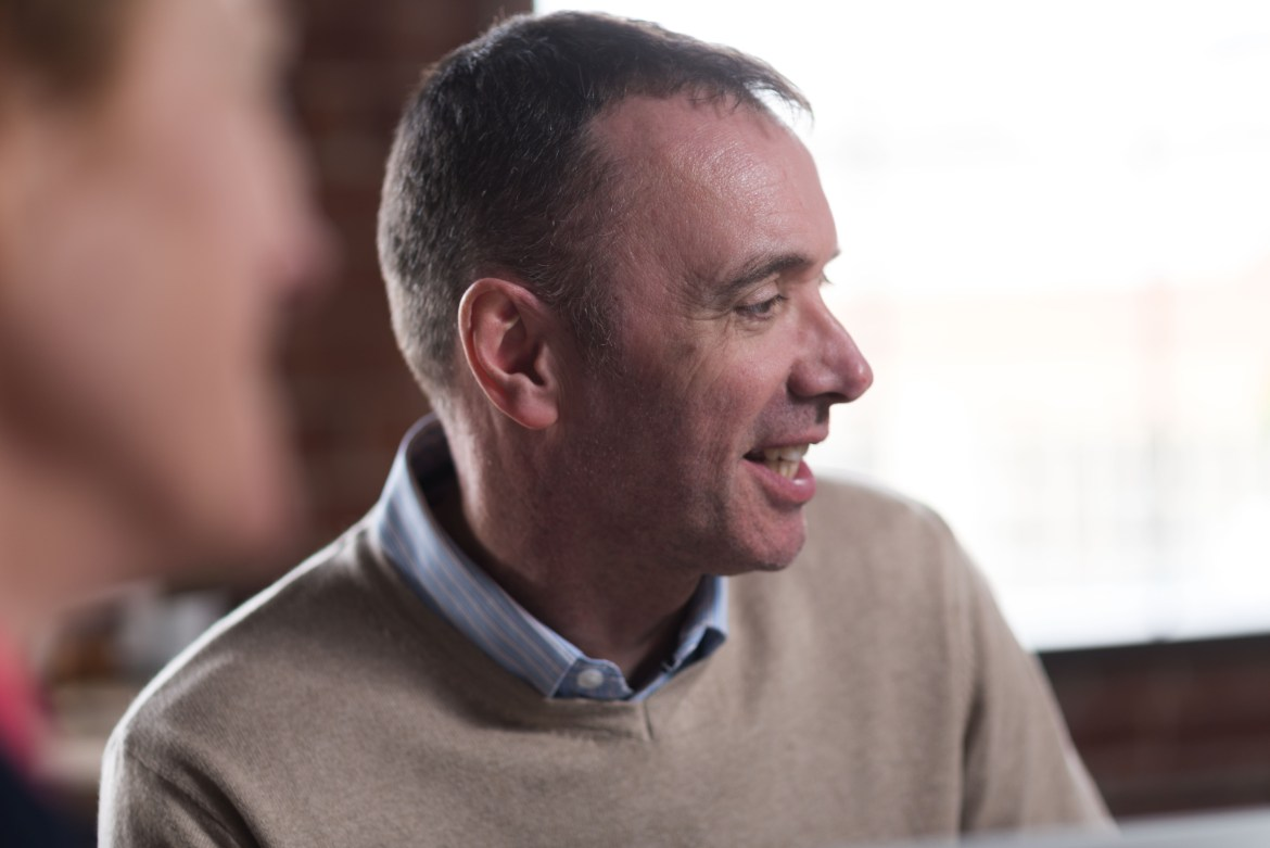 Tim Routledge - co-founder CX Lab customer experience consultancy