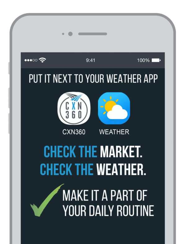 CXN360 Web App