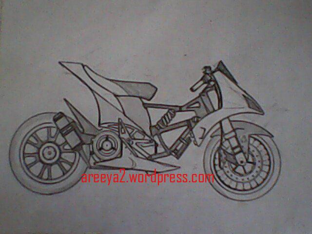 Sketsa Sketsa Motor Cxrider Com