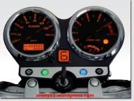 speedometer thunder