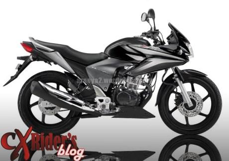 Honda New MegaPro 2012